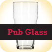 Pub Glasses and Mixing Glasses