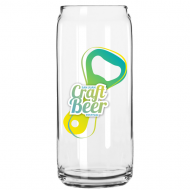 Tall Boy 20oz  Beer Can Glass (266)