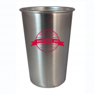 Stainless Steel 16oz Festival Beer Cup (SSPG-16)