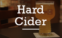Hard Cider Glass